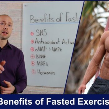 Benefits of Fasted Exercise | The Secret To A Hollywood Physique